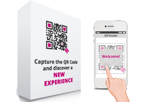 Capture the QR Code of Rotacode