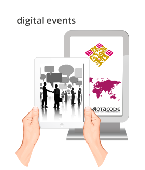 Digital Events Rotacode