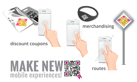 Make new mobile experiences with Rotacode!